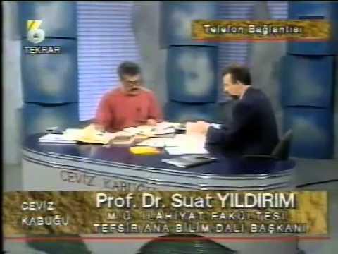 Edip Yüksel CEVİZ KABUĞU kanal 6  2 Agustos 1996 TEK PARÇA (видео)