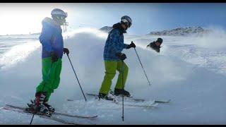 Courmayeur Italy  city images : Skiing Courmayeur
