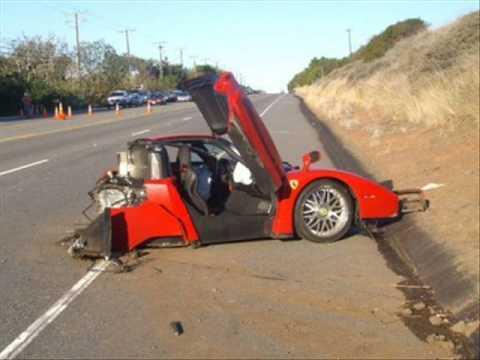 Nehody Luxusnich aut