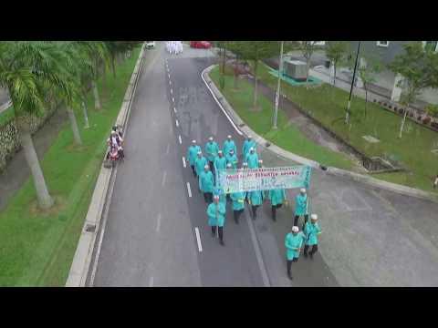 Mauludur Rasul 2017 Parade Bandar Tun Hussein Onn Mosque, Cheras, Selangor, Malaysia