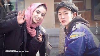 Video 😂 foreigner pranking koreans in perfect korean 3 (muslim ver.) | pranks MP3, 3GP, MP4, WEBM, AVI, FLV Maret 2019