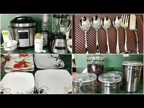 Indian  Kitchen Utensils Collection | From Appliances To Crockery Set | Simple Living Wise Thinking