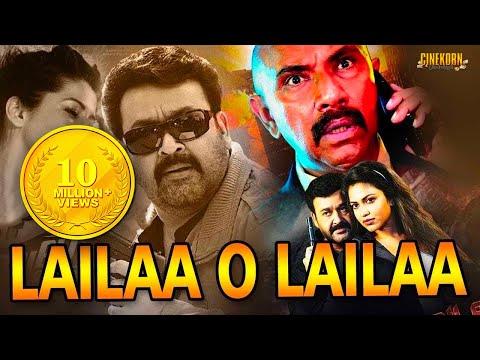 Lailaa O Lailaa Latest Hindi Dubbed Movie | Full Malayalam Action Movie 2018 | Mohanlal, Amala Paul