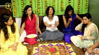 Watch: The Quint Celebrates Diwali with the Angry Indian Goddesses