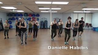 HandClap - Fitz and The Tantrums - Zumba - Choreo by Danielle's Habibis Video