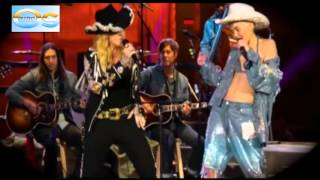 Miley Cyrus Feat Madonna - Don't Tell Me We Can't Stop MTV Unplugged Performance