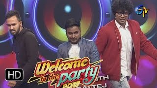 Video Welcome To The Party | Intro | Yeswanth | Sai Teja | Bhushan | 31st December 2016 | ETV Telugu MP3, 3GP, MP4, WEBM, AVI, FLV Oktober 2017
