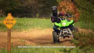 4. ARCTIC CAT ATV DVX300 2014