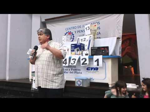 Discurso del Sec. Gral. José Rigane