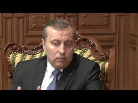 Igor Dodon a avut o întrevedere cu Rimantas Latakas în legătură cu încheierea mandatului de Ambasador în țara noastră