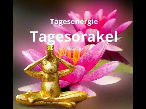 Tagesorakel Montag  27.08.2018 -  Motto Erfolg видео