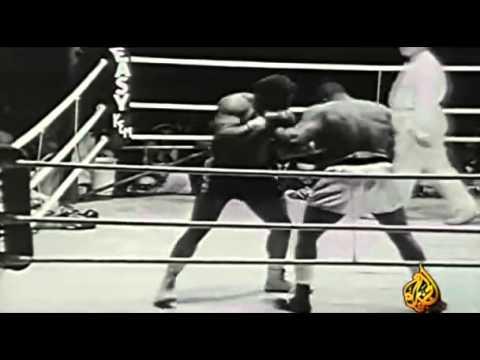 أسطورة الملاكمة محمد علي كلاي