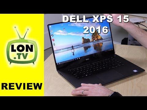 Dell XPS 15 (2016) Review – 15″ Premium Laptop with GTX 960M GPU