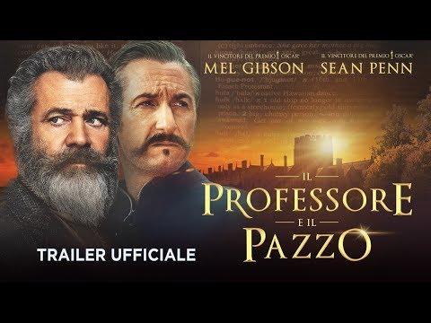 Preview Trailer Il Professore e il Pazzo, trailer ufficiale italiano