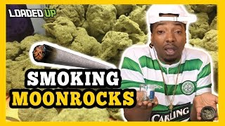 Smoking Weed Moonrocks In A Joint by Loaded Up
