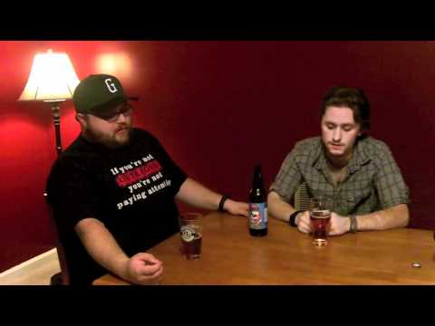 Hub City Brew Review: French Broad 13 Rebels ESB
