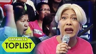 Video Kapamilya Toplist: Vice Ganda's 'Qiqil Aqcoeh' lines that mirrored our own 'Gigil' moments MP3, 3GP, MP4, WEBM, AVI, FLV Januari 2019