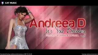 Andreea D music video It's Your Birthday
