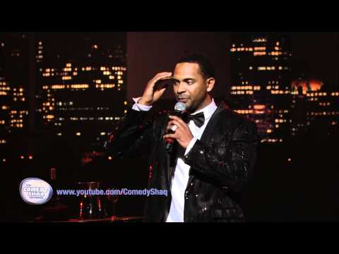 Shaq All Star Comedy Jam | Mike Epps talks kids | Comedy Shaq