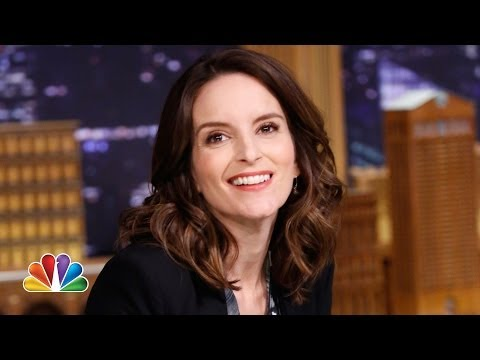 Tina Fey's Impression of Her Daughter