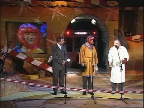 Kabaret Koń Polski - Bokserzy