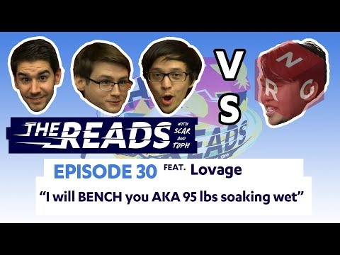 PANDORAS FOX RUNBACK || The Reads Episode 30 ft.Lovage