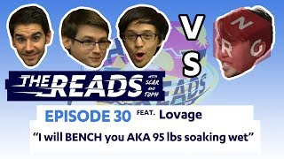 PANDORAS FOX RUNBACK || The Reads Episode 30 ft. Lovage