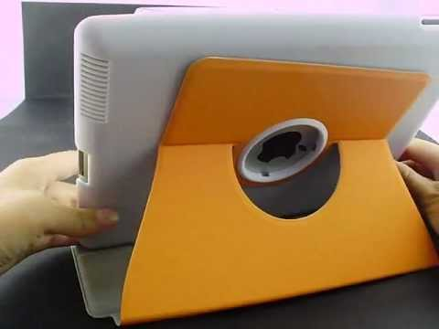 Johnxee88 - Find it at SW-BOX:http://bit.ly/IuTVkt More colorways: http://bit.ly/I5k2iV Predominantly in orange and white, this iPad 3 case is elegant and slim. With bui...