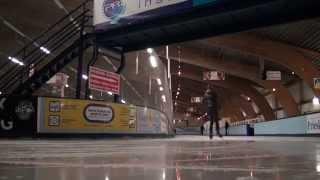 Is de schaatssport nog wel populair?