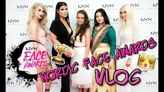 NYX professional makeup Nordic Face Awards finale 2017 in Stockholm. Thank you for all your love and support!and thank you for an amazing journey. I'm so happy I got to meet all of you. Congrats to Evelina for winning the Nordic Beauty Vlogger of the Year! #NORDICFACEAWARDS△Instagram: elinsfxmakeup△Snapchat: elinsfxmakeupsongs:Palm Trees by Ehrling https://soundcloud.com/ehrlingMusic provided by Music for Creators https://youtu.be/GKVWD2AR0UgKrys Talk - Fly Away [NCS Release]https://www.youtube.com/watch?v=LfDfb-87F_sKrys Talk➞ SoundCloud https://soundcloud.com/krystalkmusic➞ Facebook https://www.facebook.com/pages/Krys-T...➞ Twitter https://twitter.com/#!/KrysTalkMusic