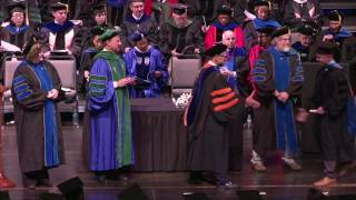 2016 school of public health and health professions commencement part two of two