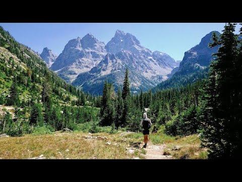 Hiking 45 Miles Alone on the Grand Teton Loop