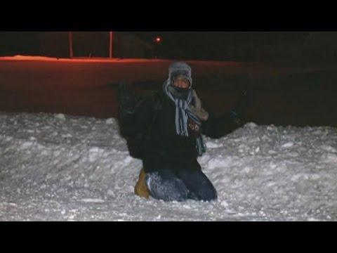 Απελπισμένοι πρόσφυγες φεύγουν μαζικά από τις ΗΠΑ για τον Καναδά