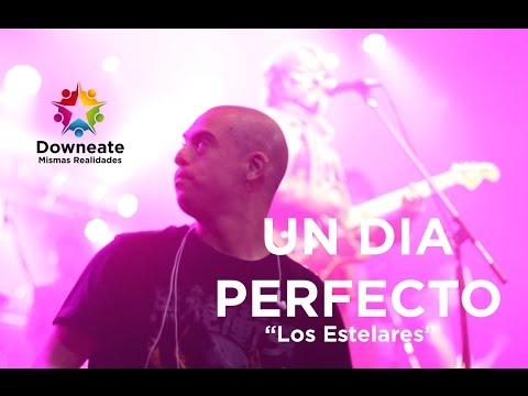 Watch video UN DIA PERFECTO - Nos fuimos a ver a Los Estelares