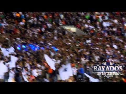 """""""A donde vayas""""   Gol La Adiccion MTY 1 JAGUARES 2 j16 AP2014 - La Adicción - Monterrey"""