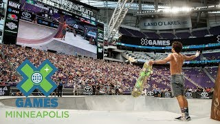 Rollout: The Best of Skateboarding at X Games Minneapolis 2017