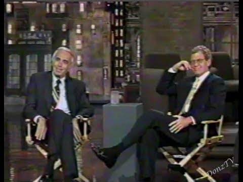 David Letterman/Tom Snyder Press Conference, August 9, 1994, Full