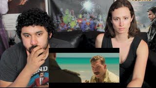 THE WATER DIVINER OFFICIAL TRAILER REACTION & REVIEW!!!