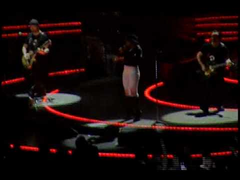 U2 & Mary J Blige One Live Las Vegas 2005