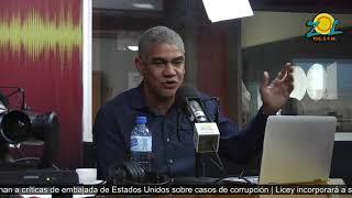 Holi Matos comenta RD no tiene dinero para pagar un plan de regularización a extranjero