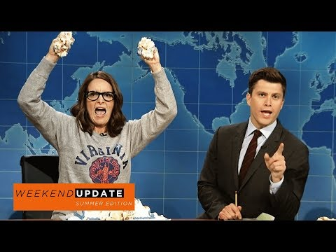 Tina Fey Weighs In on the Charlottesville