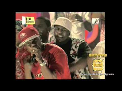 50 Cent & G Unit Live On MTV (2007) [Pt. 2/4]