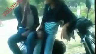 Video two hot and sexy girl with a bike funny video 2017 MP3, 3GP, MP4, WEBM, AVI, FLV November 2017