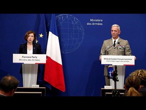 Ελεύθεροι τέσσερις όμηροι σε επιχείρηση των γαλλικών ειδικών δυνάμεων…