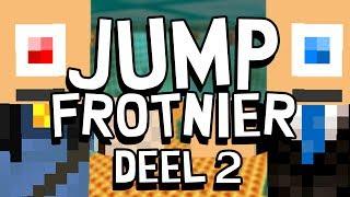 Ronald&Timo - Minecraft - Jump Frontier - Deel 2