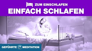 Video Mit Leichtigkeit Einschlafen und entspannt Durchschlafen - Einschlafhilfe, Meditation, Hypnose MP3, 3GP, MP4, WEBM, AVI, FLV Maret 2018