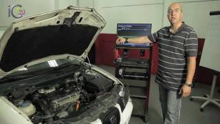 Diagnosis de un Seat Ibiza que no arranca