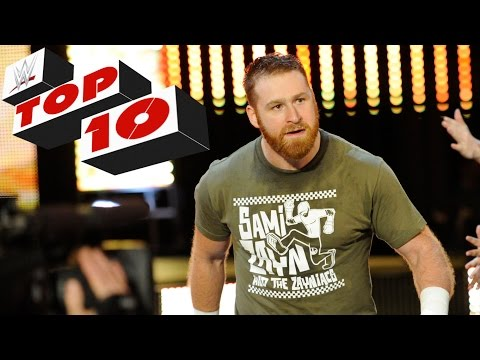 Download Top 10 WWE Raw moments: May 4, 2015 HD Mp4 3GP Video and MP3