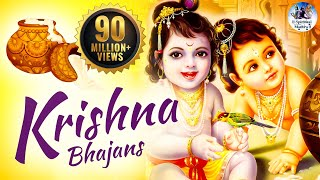 Video NON STOP BEST KRISHNA BHAJANS - BEAUTIFUL COLLECTION OF MOST POPULAR SHRI KRISHNA SONGS MP3, 3GP, MP4, WEBM, AVI, FLV Juni 2018