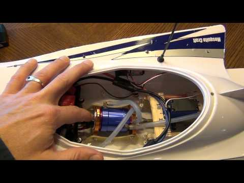 NQD High Wind RC Toy Boat Brushless Conversion Part 1